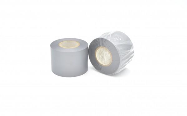 Coroplast Klebebänder PVC grau 50 mm breit x 25 m lang